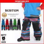 16-17 2017 BURTON バートン Boys' Minishred Maven Bib Pant パンツ ボトムス ズボン キッズ スノーウェア 板 ジュニア 子供 スノータウンキッズ