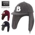 BURTON バートン JPN EARFLAP CAP イヤーフラップキャップ 2020 帽子 スノーボード タウンユース