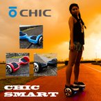 CHIC SMART C1 チックスマート 電動二輪車 立ち乗り電動二輪車 ミニセグウェイ スポーツヴィークル スポーツビークル チックロボット バランススクーター