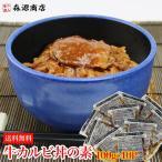 業務用 牛カルビ丼の素 100g×10袋 焼肉 カルビ丼 牛丼 電子レンジ 冷凍便 送料無料 お取り寄せグルメ ギフト