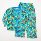 きかんしゃトーマス もこもこ長袖パジャマ 100-130cm(834TM107113)