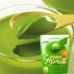 業務用 抹茶プリンの素(プリンミックス粉) 500g袋 ポットのお湯で簡単に作れる抹茶スイーツ...