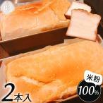 【送料無料】【メーカー直送/代引不可】【Vegan style Nana】100%米粉食パン <2斤> グルテンフリー ヴィーガン Vegan 動物性食材不使用