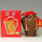 関帝 紹興老酒5年(壺) アルコール17% 1625ml
