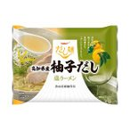 だし麺 高知県産柚子だし塩ラーメン 118g