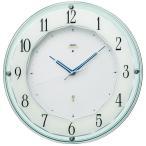 壁掛け時計 セイコー SEIKO 電波時計 エンブレム EMBLEM HS546S 文字入れ対応、有料 送料無料 取り寄せ品