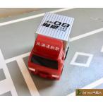 チョロQ オリジナル 北海道新聞 60周年 道新スポーツ トラック 中古 ミニカー 単品
