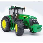 はたらく車のおもちゃ 農業トラクター BRUDER(ブルーダー) JD 7930 トラクター 03050