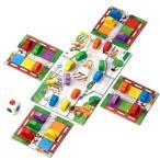 ボードゲーム 知育玩具 4歳〜 HABA パーキングゲーム HA4411