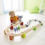 木のおもちゃ 玉ころがし 積み木  知育玩具 HABA ベビークーゲルバーン・大 HA7042