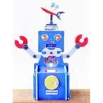 ショッピング夏休み 木工工作キット 夏休み ロボット貯金箱工作キット A61
