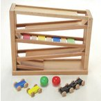 吊り橋コースター /木のおもちゃ 人気の知育玩具 誕生日プレゼント 出産祝い /だいわ