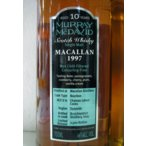 ラトゥールとマッカランが一緒になったウィスキー マッカラン 1997  マーレイ・マクダビッド