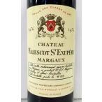 1976年産ワイン シャトー・マレスコ・サンテグジュペリ 1976 Malescot St.Exupery