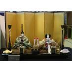アート&デザイン後藤由香子作 ときわ 創作雛人形平飾り