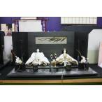 アート&デザイン後藤由香子作 Japan 創作雛人形平飾り
