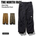 THE NORTH FACE ノースフェイス NS61906 POWDERFLO PANT 19-20 ボードウェア スノボ ウエア 防寒 ボード 男女兼用 パンツ 2020モデル