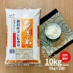 無洗米 10kg 新潟産こしひかり  5kg×2袋  コシヒカリ 令和2年産 本州送料無料
