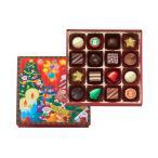モロゾフ クリスマスファンシーチョコレート 16個入