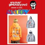 PUNKDERUNKES x MAPPY マッピーパーカ パンクドランカーズ プルオーバー