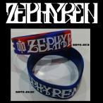 ZEPHYREN ゼファレン RUBBER BRACELET -ENGRAVE- ラバーバンド