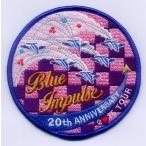 航空自衛隊・ブルーインパルス2015年度ツアーパッチ(ベルクロ付き)