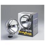 IPF 906バハレーザー Spot Lamp 〔9061〕 メッキボディー・スポットクリア (12v)