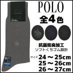 POLO ポロ メンズソックス レギュラー丈 グンゼ くつした くつ下 靴下