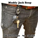 Muddy Jack Soup/マディージャックスープ/クロス2 ウォレットコード 革小物 メンズ レディース