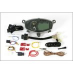 SPタケガワ SP武川 スーパーマルチ LCDメーター アドレスV125(K7モデル GK9モデル対応)