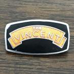 ザ・ヴィンセント ピンバッジ THE VINCENT Pin ビンセント 英車 旧車 ビンテージ Vintage British Biker