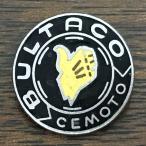 ブルタコ ピンバッジ BULTACO Pin バイク ピンズ レース Biker Bike Race 2st Pins