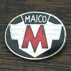 マイコ ビンテージ ピンバッジ MAICO Vintage Pin 旧車 ドイツ車 モーターサイクル Motorcycle