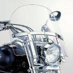 ワイズギア/ヤマハ純正 ドラッグスタークラシック400 (DSC4)用 ウインドシールド (LOW) 90793-53063-N4