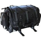 タナックス (TANAX) キャンピングシートバッグ2 モトフィズ(MOTOFIZZ) ブラック MFK-102 (可変容量59-75L)