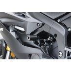 OVER オーヴァー レーシングスライダー ブラック YZF-R6(17-)