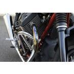 OVER オーヴァー エンジンガード ブラック V7II Racer(15-)・Special(15-)・ Stone(15-)
