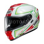 ショッピングAIR GT-Air EXPANSE エクスパンス  TC-10 レッド/グリーン フルフェイスヘルメット (SHOEI ショウエイ) ヘルメット GT-Air