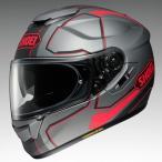 ショッピングAIR 【4月27日発売予定】SHOEI GT-Air PENDULUM TC-10 ペンデュラム グレー/レッド フルフェイスヘルメット ショウエイ