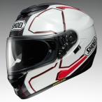 ショッピングAIR SHOEI GT-Air PENDULUM TC-6 ホワイト/レッド ペンデュラム フルフェイスヘルメット ショウエイ