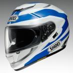 ショッピングair SHOEI GT-Air SWAYER TC-2 (BLUE/WHITE) スウェイヤー フルフェイスヘルメット ショウエイ