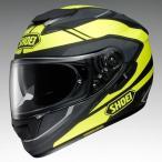 ショッピングAIR SHOEI GT-Air SWAYER TC-3 (YELLOW/BLACK) スウェイヤー フルフェイスヘルメット ショウエイ