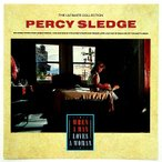 ����š�PERCY SLEDGE �ѡ�����������å�������WHEN A MAN LOVES A WOMAN (THE ULTIMATE COLLECTION)  ��CD��
