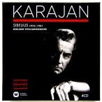 【中古】HERBERT VON KARAJAN カラヤン(指揮) /  SIBELIUS : SYMPHONIES , TONE-POEMS 1976-1981〔輸入盤CD〕
