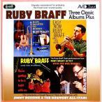 ����š�RUBY BRAFF ��ӡ����֥�ա�����THREE CLASSIC ALBUMS PLUS ��͢����CD��