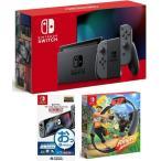 Nintendo Switch 本体 NEW グレー+リングフィット アドベンチャーセット
