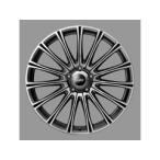 MUGEN 無限 アルミホイール MDA 17X7.0J+45 ブラックミラーフェイス FR5 ジェイド RS 15/05〜