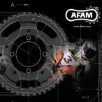 AFAM Rスプロケット 428-54 TTR125 00-01/TTR125 LARGE W 12222-54 428