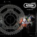 AFAM Rスプロケット 428-45 RD125LC 82-85/RD125LC YPVS 12202-45 428