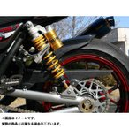 STRIKER ストライカーエアロデザイン「SAD」 ロングタイプリヤフェンダー 仕様:カーボン ZRX1200ダエグ